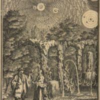 <p>Dialogue du philosophe et de la marquise dans l'<em>Entretien sur la pluralité des mondes</em></p>